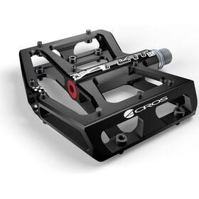 ACROS A-Flat XL Pedalen zwart